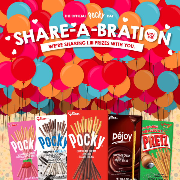 Pocky Share-a-Bration