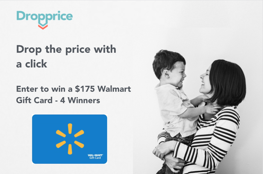 Mom on a Dime $175 Walmart Gift Cards Giveaway