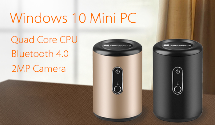 Intel Windows 10 Mini PC Win Pro G2 Giveaway