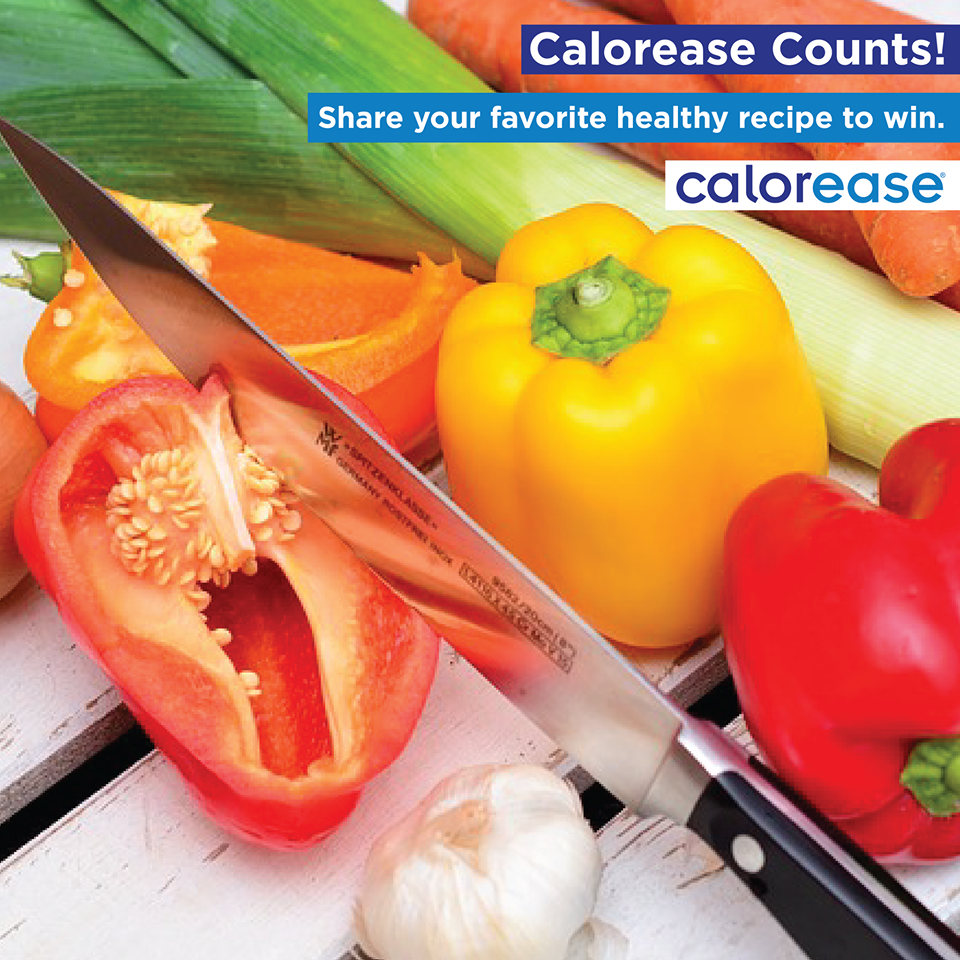 Calorease Counts Winter Health Giveaway