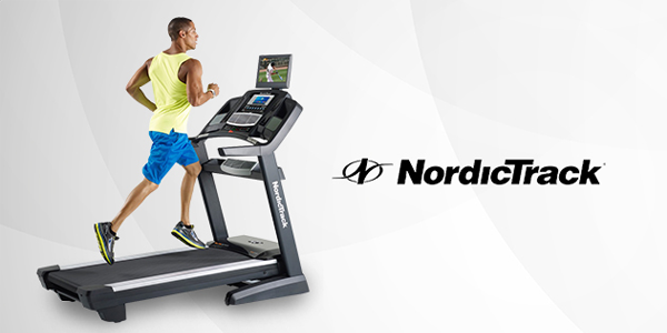 Win a NordicTrack600 Elite Treadmill