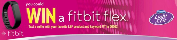 Dannon Light & Fit Sweepstakes