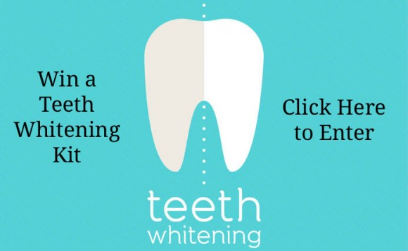 Win a Teeth Whitening Kit