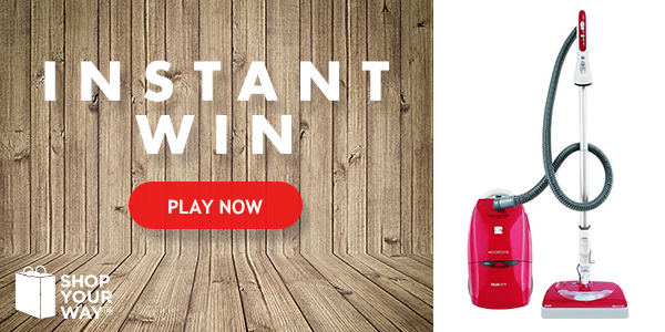 Shop Your Way Tis the Season to be Tidy Instant Win Game
