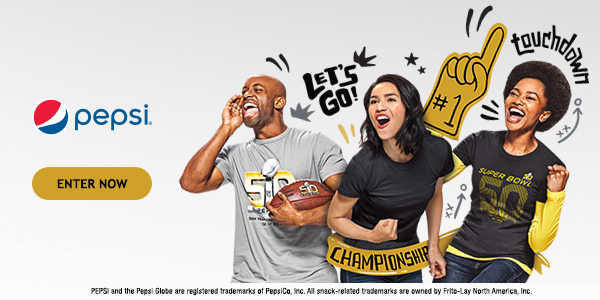 Shop Your Way Kmart Pepsi Football Frenzy Sweepstakes