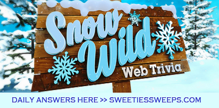 LIVE's Snow Wild Web Trivia Sweepstakes Answers