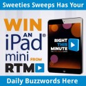 RightThisMinute iPad mini Sweepstakes (Daily Buzzword) 5/25/16 2PPD18+