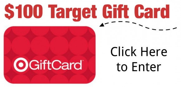 Snag Free Samples $100 Target Gift Card Giveaway