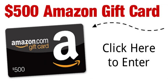 Still Blonde's $500 Amazon Gift Card Giveaway