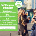 Look Booker $1,150 Get Gorgeous Giveaway 2/12/16 1PP18+