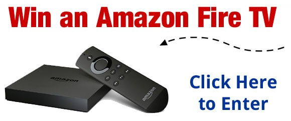 Win an Amazon Fire TV