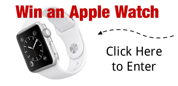 Just Free Stuff Apple Watch Giveaway