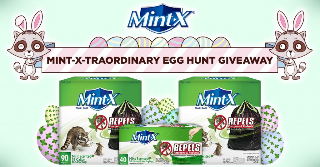 Mint-X-traordinary Egg Hunt Giveaway