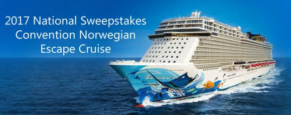 2017 National Sweepstakes Convention Norwegian Escape Cruise