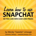 Learn How to Win Cash and Prizes on Snapchat