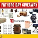 Father's Day $630 Overstock Gift Basket Giveaway 6/14/16 1PPD13+