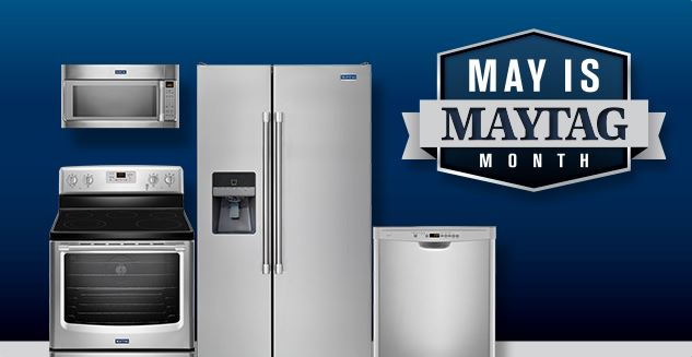 Shop Your Way May is Maytag Month Sweepstakes