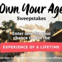 AARP Own Your Age Instant Win Game Sweepstakes 6/30/16 MultiPPD21+