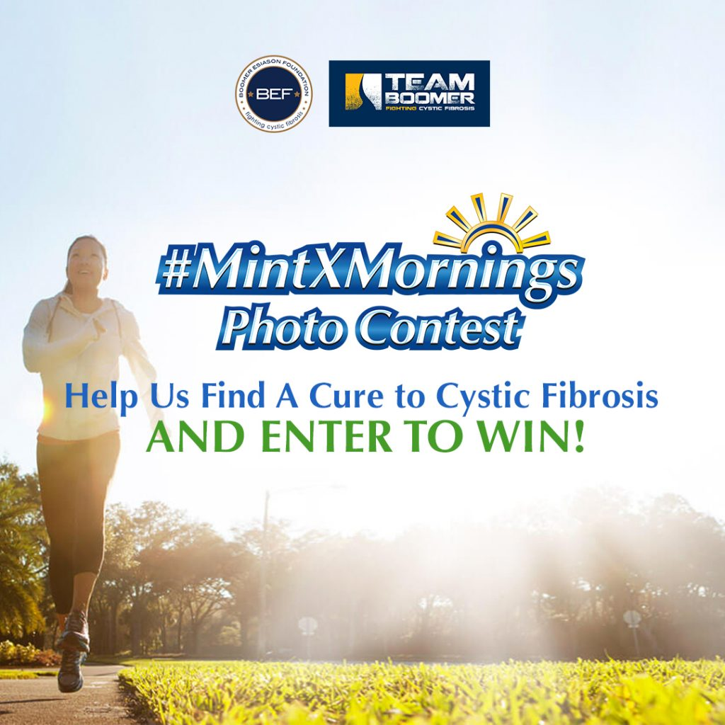 Mint-X #MintXMornings Photo Contest