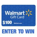 Just Free Stuff $100 Walmart Gift Card Giveaway 5/31/16 1PP18+