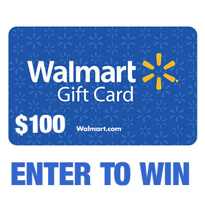 Todd and Erin Favorite Five $100 Walmart Gift Card Giveaway