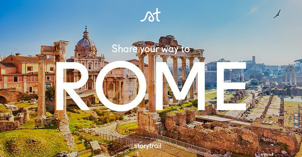 Story Trail Win a Free Trip to Rome for Two Giveaway