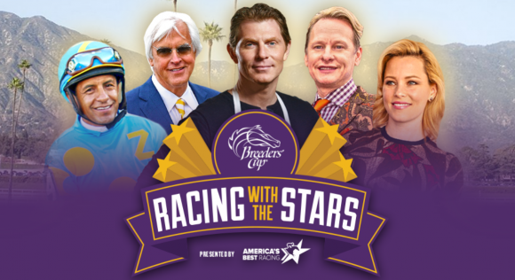 The Breeders Cup World-Class Racing Experience Sweepstakes