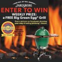 Jarlsberg Cheese Summer Grilling Sweepstakes 8/31/16 1PPD18+