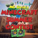 MC Steve's Win Over $300 In Minecraft Prizes Giveaway 7/27/16 1PP13+