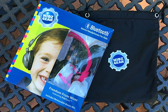KidzGear Wireless Headphones