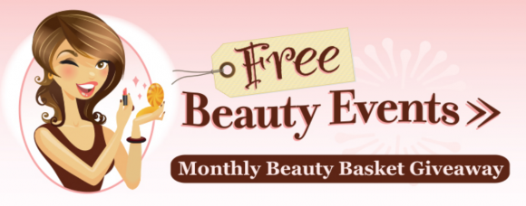 Beauty Basket Giveaway - $110 Worth of Beauty Products!