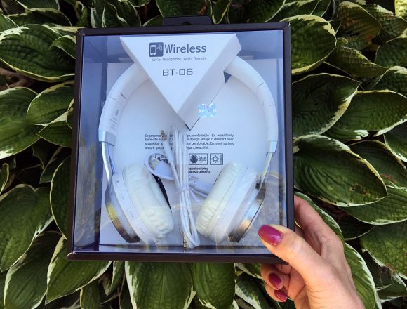 Honstek Wireless BT-06 Headphones