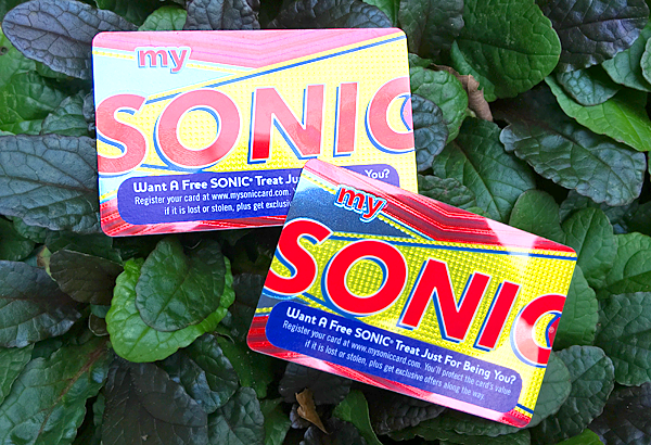 Win a SONIC Gift Card
