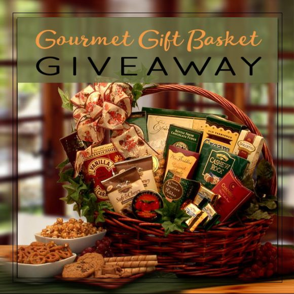 Sweets And Treats Gourmet Gift Baskets Giveaway