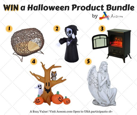Spooky Fun Halloween Product Bundle Giveaway