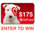 Mom on a Dime $175 Target Gift Card Giveaway 10/31/16 1PP18+