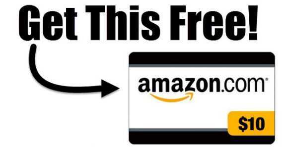 Earn a $10 Amazon Gift Card from Sweeties Rewards