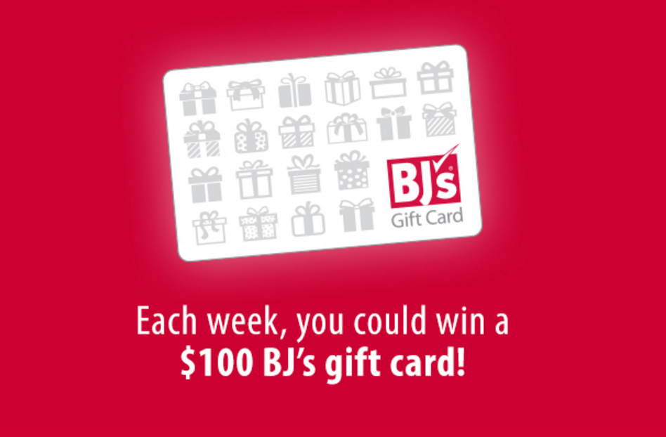 BJs Holiday Fan Sweepstakes