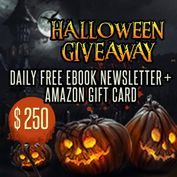 eBooks for Free $250 Halloween Giveaway