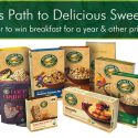 The Nature's Path to Delicious Sweepstakes 10/30/16 1PP18+