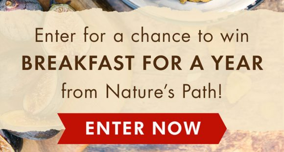 Win Free Nature's Path Products