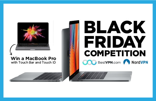 BestVPN New MacBook Pro Giveaway