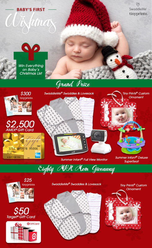 Baby's First Wishmas Sweepstakes