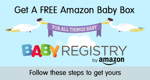 How to Get an Amazon Baby Welcome Box