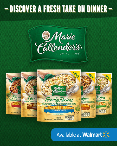 Marie Callender's Discover A Fresh Take on Dinner Sweepstakes