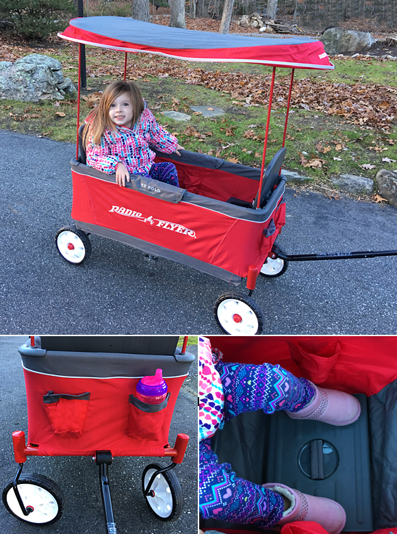 Radio Flyer EZ Wagon