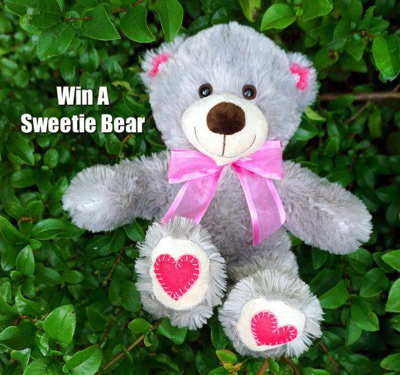 Enter to win a Sweetie Bear