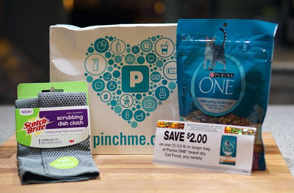 Whats in a PINCHme Free Sample Box