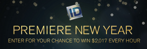 Investigation Discovery New Year Day Sweepstakes Hourly Codes