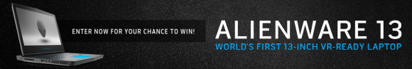 Alienware 13 Scavenger Hunt Sweepstakes Answers